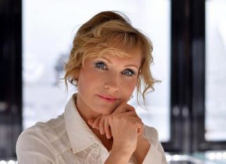 Actress Olga Prokofiev urged the public to observe safety measures while walking