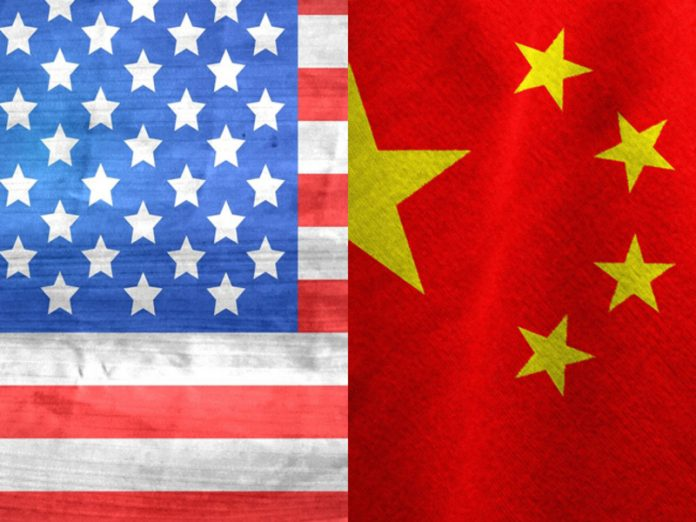 China accused the U.S. of spreading