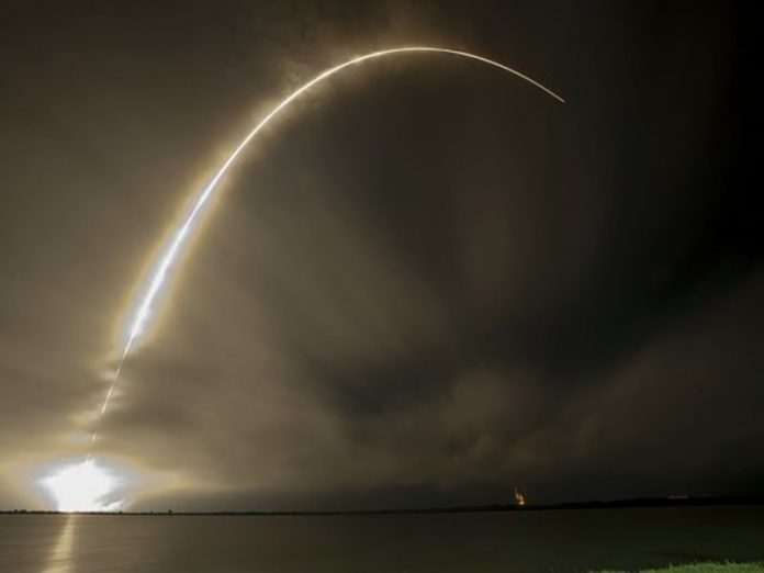 China launched two satellites into orbit