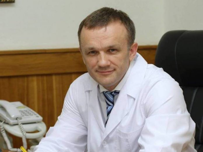 Doctor: most patients of the hospital. Filatov found coronavirus