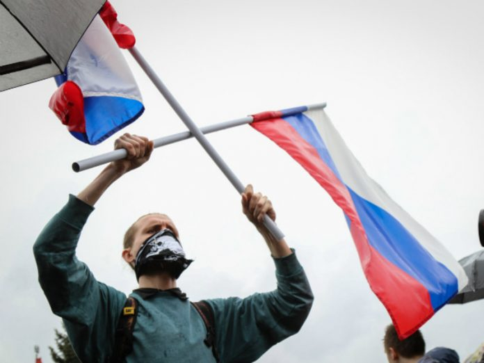 Experts have noticed a serious change in the mass consciousness of Russians: rising aggression to power