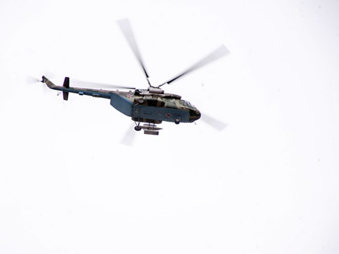 Four people were killed in hard landing of a military helicopter in Anadyr