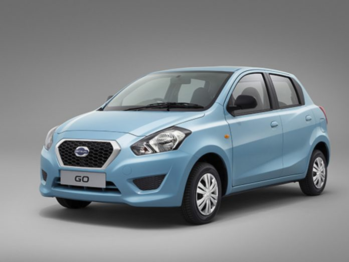 From Russia leaving the Datsun brand