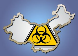 In China, for day 51 revealed a new case of coronavirus