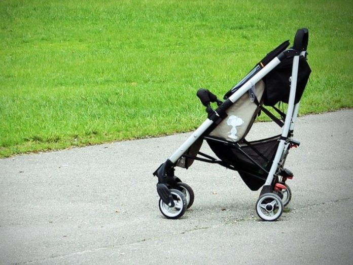 In Chukotka kidnapped a child stroller