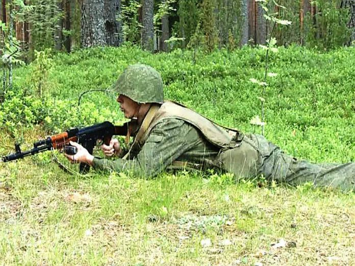 In Ingushetia, security forces blocked a group of militants