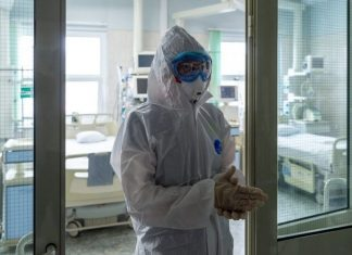 In Moscow died and 41 people with coronavirus