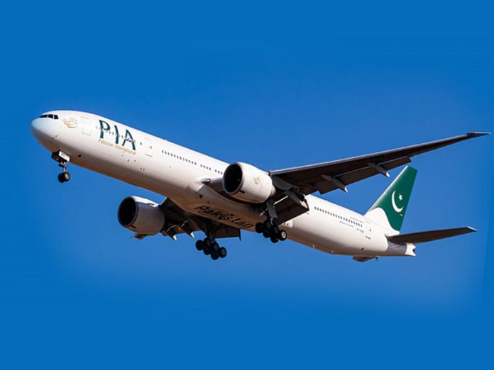 In Pakistan, the plane with a hundred passengers crashed on houses