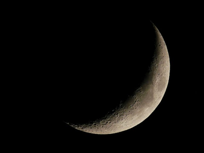 In Roscosmos told about a new hypothesis of the origin of the moon