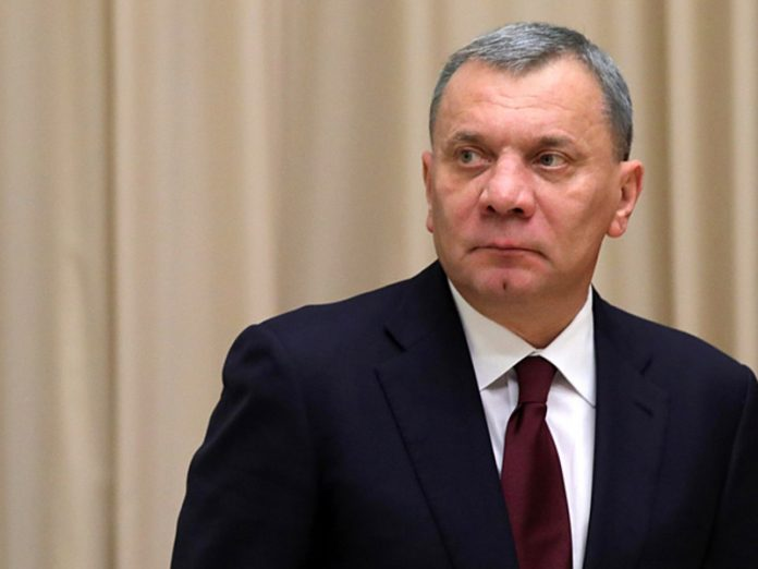 In Russia, he urged to adopt the budget deficit