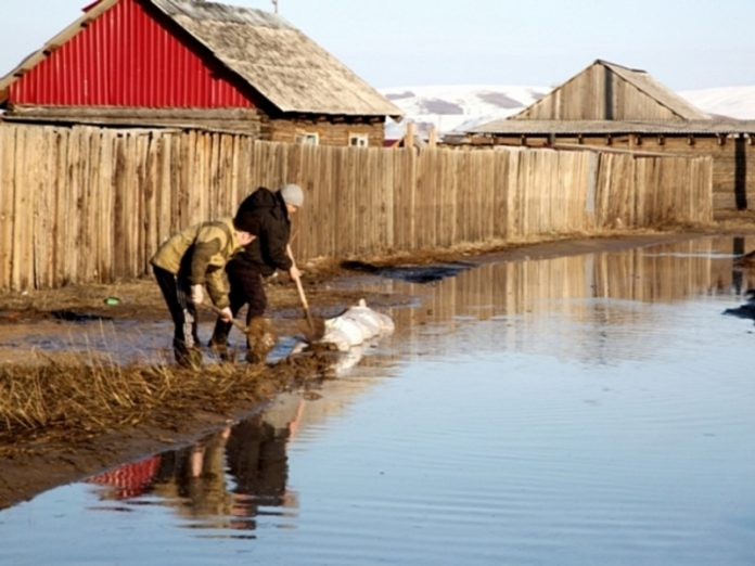 In Russia, the floods affected 180 settlements in 39 regions