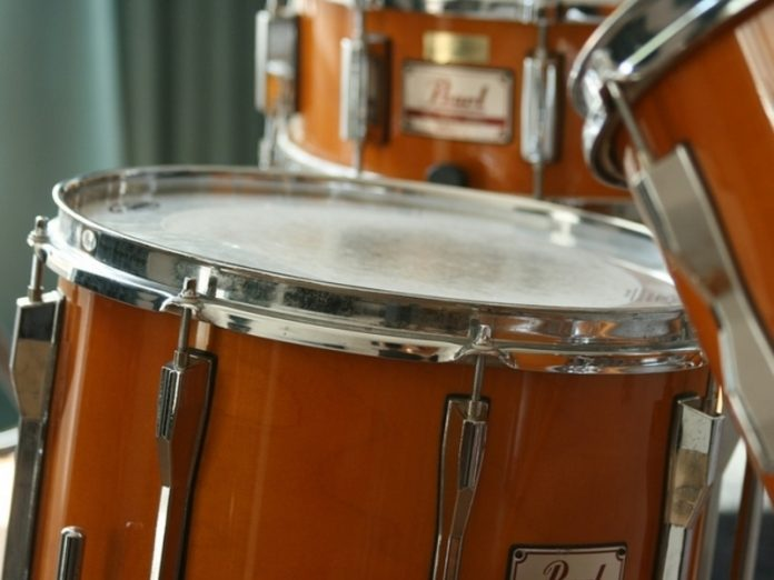 In St. Petersburg broke the world record for the most massive simultaneous play drums online