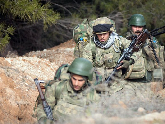In Syria, the explosion occurred in the way the Turkish military, there are wounded