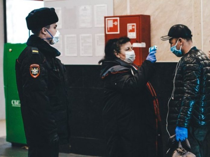 In Volgograd police officers have contracted the coronavirus while verifying isolation mode