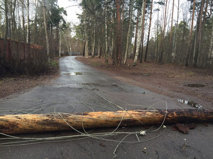 Increased the number of victims of the hurricane in the Sverdlovsk region