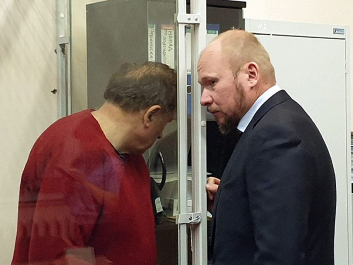 Lawyer, historian Sokolov accused the media of hounding his client