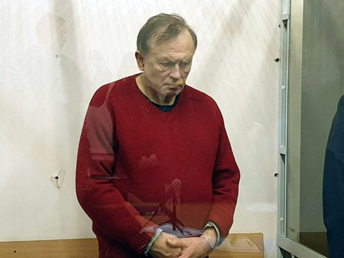 Lawyer, historian Sokolov, dismembered graduate student, will be asked on house arrest