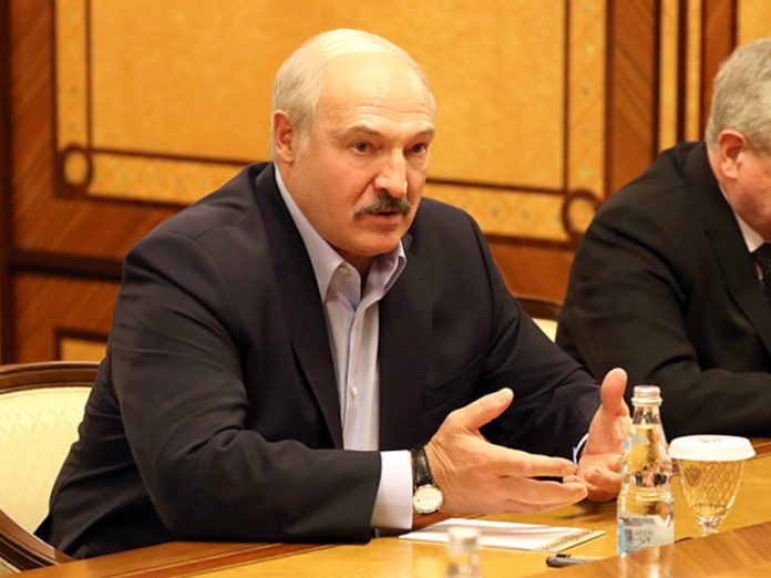 Lukashenko called the rate of decline of the economy of Belarus
