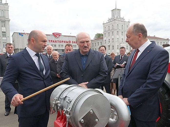 Lukashenko: Privatization is when the money will be in pockets in Russia