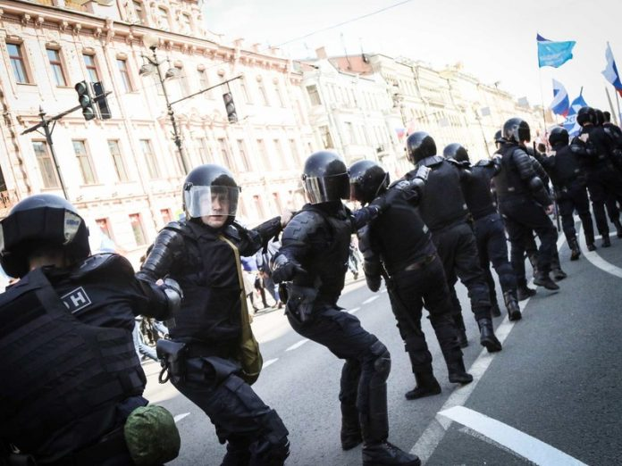 Media: For 5 years in Russia has allocated more than 7 billion rubles on non-lethal weapons to disperse demonstrations