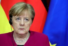 Media: Merkel will arrive in Washington for the G7 summit