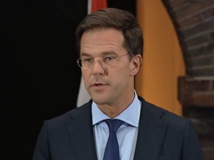 Media: Prime Minister of the Netherlands because of the quarantine could not visit his dying mother