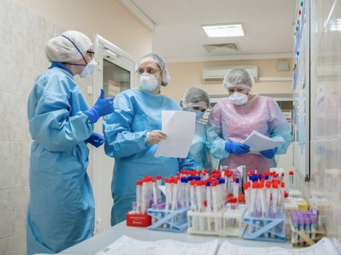 Moscow holds the world's largest antibody testing COVID-19