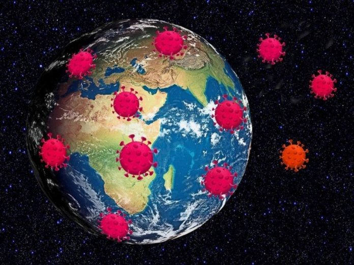 On the planet counted more than 6 million infected COVID-19