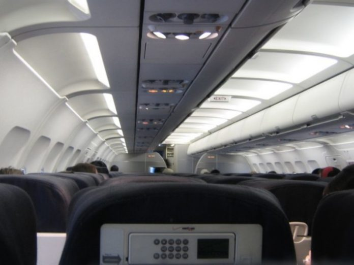 Passengers warned about the devastating effect of the inclusion of a telephone on Board the aircraft