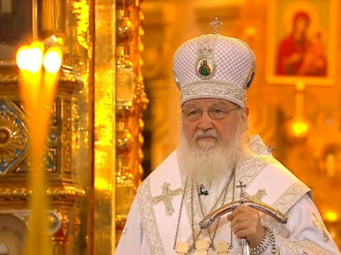 Patriarch Kirill called for a quarantine to think about the sins