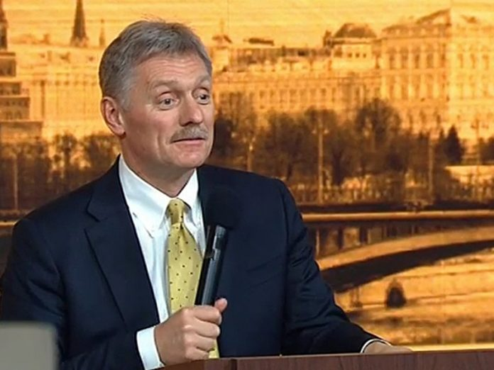 Peskov: Putin to Claim Ignatieff is not the main issue for the Kremlin