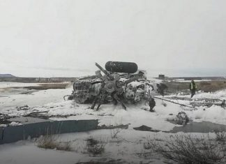 Prosecuted for the deaths of four people in the crash of a military helicopter in Chukotka (photo)