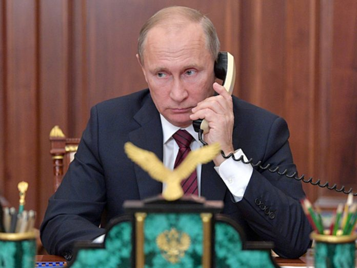 Putin and the Prince of Saudi Arabia discussed the situation on the energy market