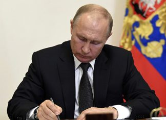 Putin approved a new version of the strategy of combating extremism