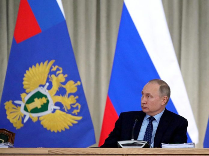 Putin called the peak increase in the incidence of COVID-19 in Russia