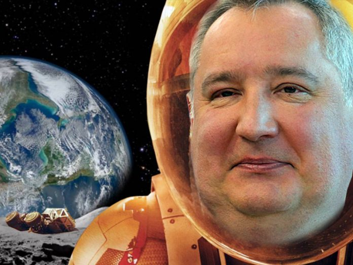 Rogozin congratulated the Mask with a rocket launch to the ISS and received a response in Russian
