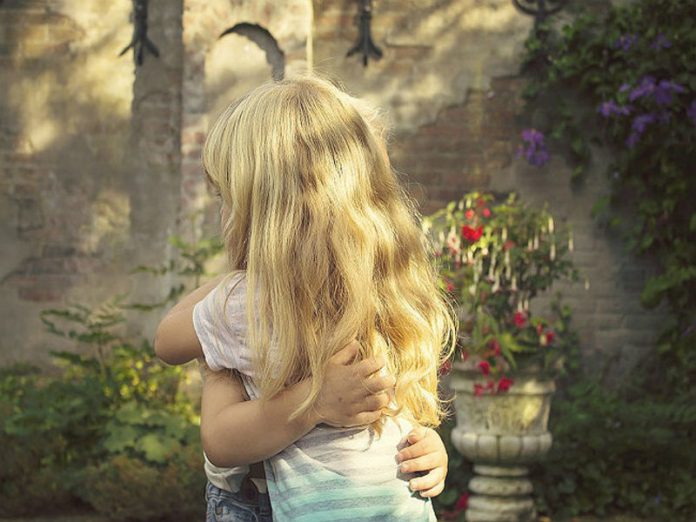 Scientists have explained why hugging is good for health