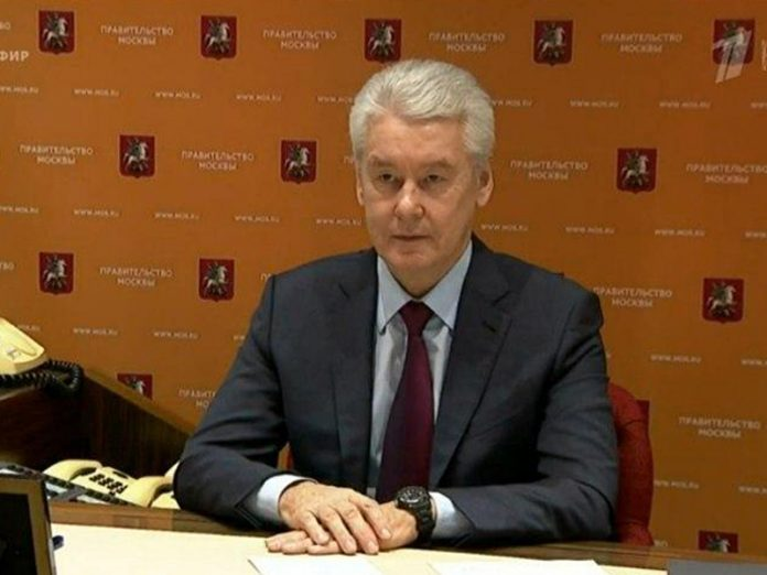 Sobyanin proposed to start in Moscow from June 1 non-food trade