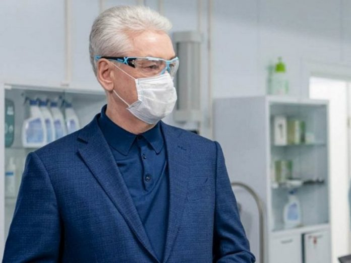 Sobyanin reported a decrease in hospital admissions of seriously ill by the coronavirus