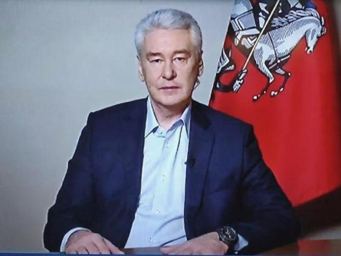 Sobyanin: to Return employees to the offices in full early yet