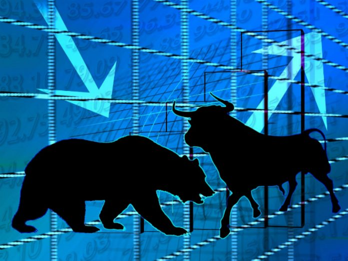 Stock trading in USA ended in a negative way