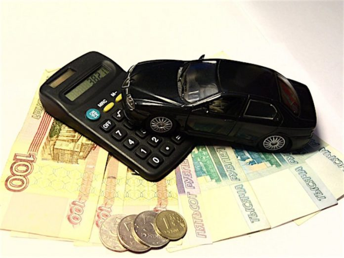 The average size of car loan in Russia fell significantly in April