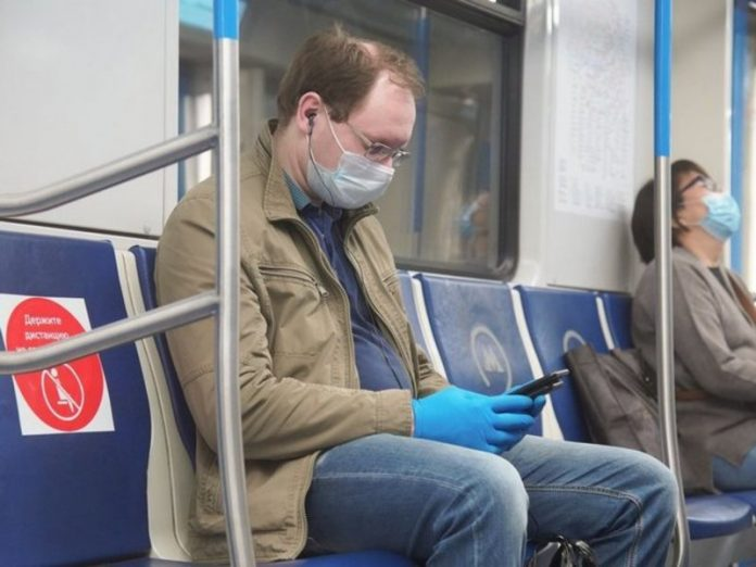 The infectious disease doctor said in any case, you can not wear a mask