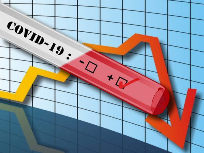 The Russian economy has fallen in April by 12%