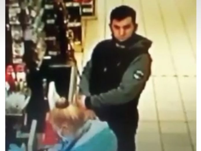 There was a video with the alleged murderer of 14-year-old girl in Penza