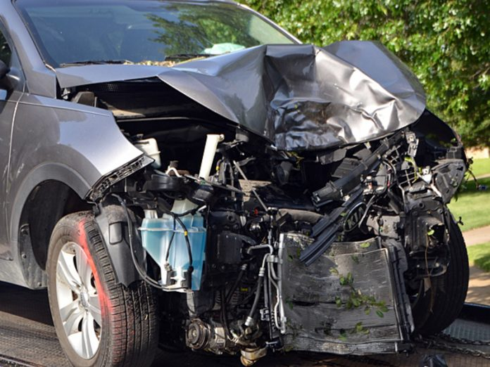 A young driver was killed in a terrible accident with a truck under Tosno (photo)