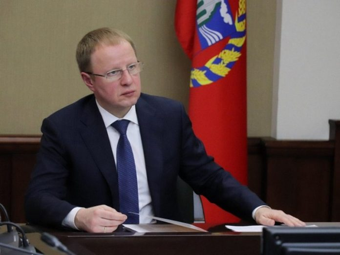 Altai Governor met with leaders of youth organizations