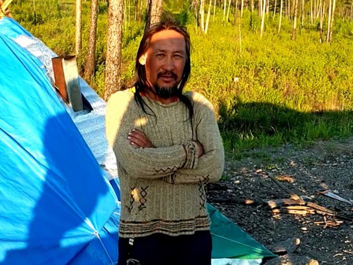 Appeared in the media the details of the involuntary admission of a shaman TM