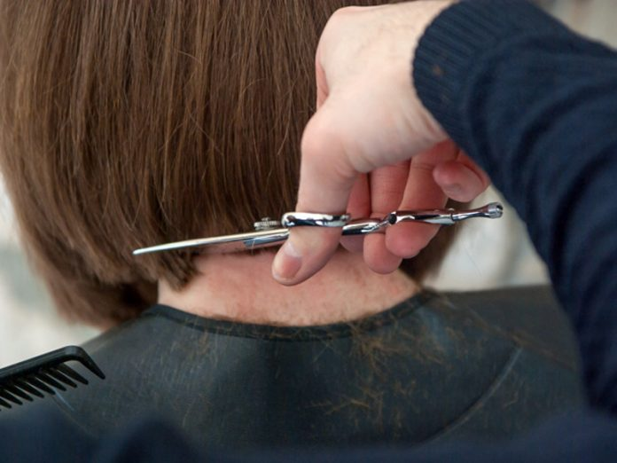 Barber shop in Petersburg fined for work during