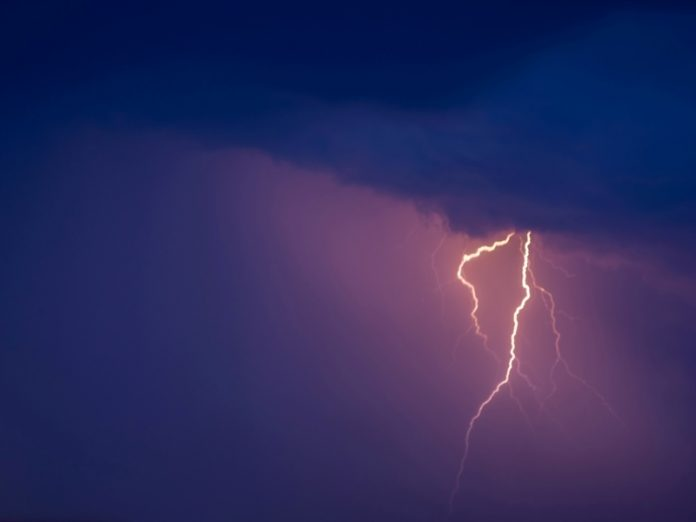 Became known details of the incident in the Gulf of Finland, where the lightning struck the boy